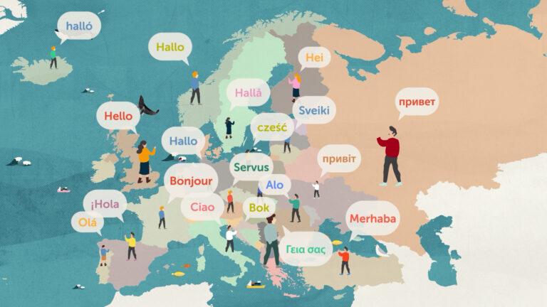 Wir entdecken Europa